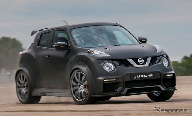 Nissan Juke - R 2.0