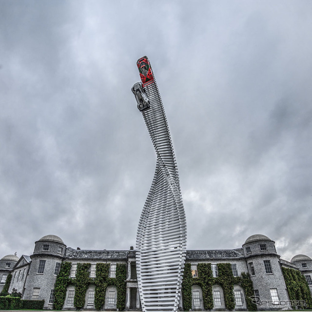 2015 central features Goodwood Festival of speed