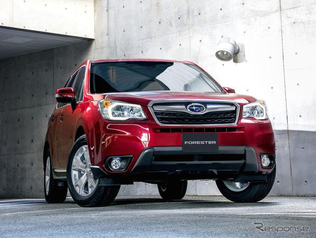 Subaru Forester 2.0 I-l EyeSight proud Edition