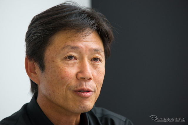 Hitoshi's vehicle Development Division vehicle development promotion Division Vice Chairman of high