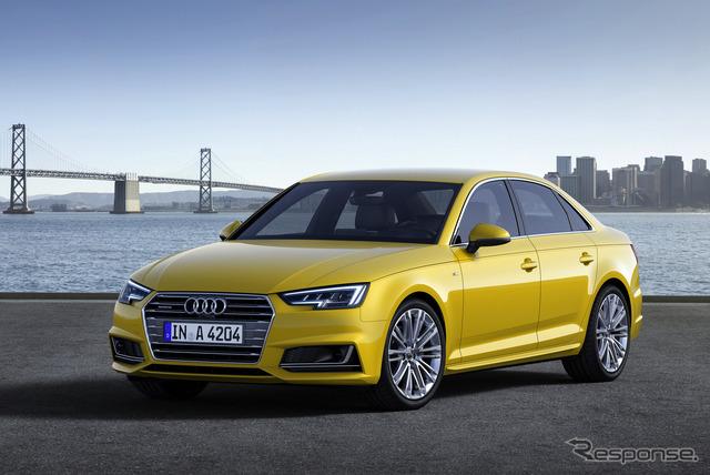 Audi A4 sedan new