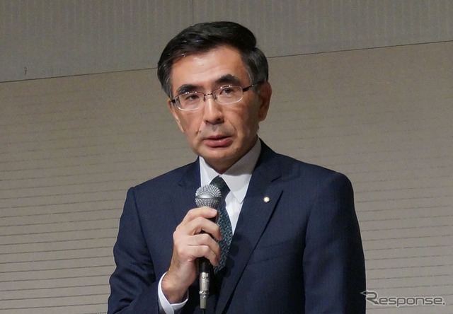 Suzuki, Suzuki, Toshihiro Senior Vice President, President and promoted to COO (responsible officer) (30)