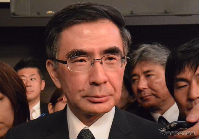 New President of Suzuki Suzuki, Toshihiro