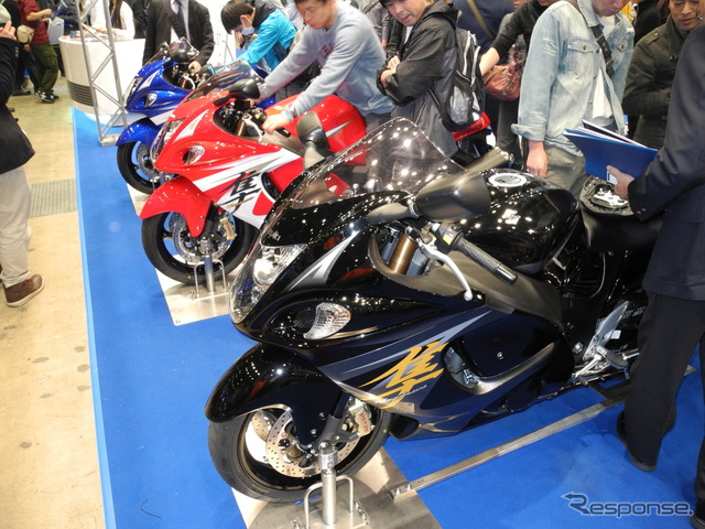 "Suzuki's ""Hayabusa"""