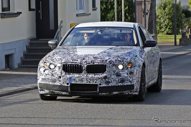 BMW M5 next scoop