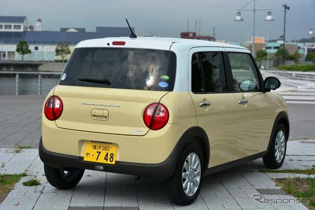 Suzuki alto_lapin