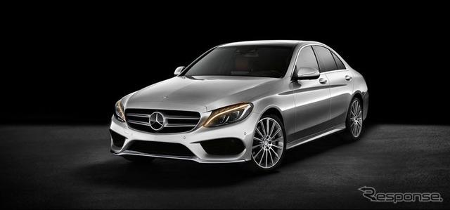 Baru Mercedes-Benz kelas-C