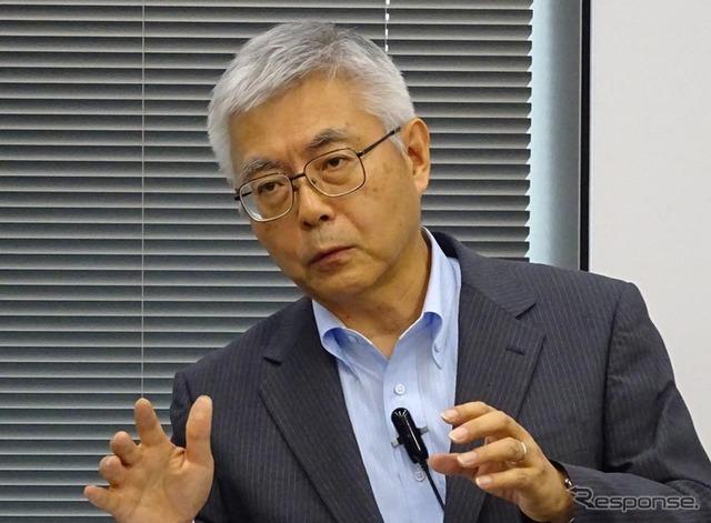 New energy and industrial technology development organization (NEDO) Furukawa Kazuo Chairman