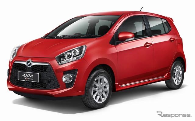 Daihatsu and Perodua-Asia