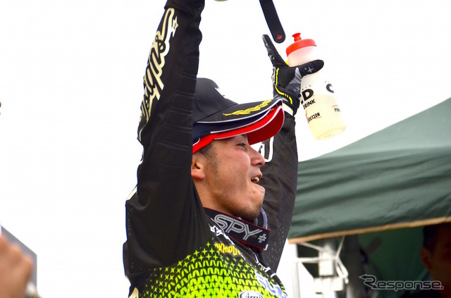 Overall winner was Kojima Yohei players
