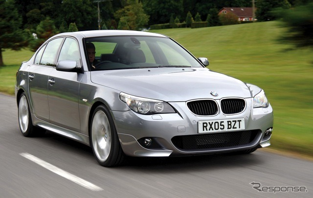 BMW 5 series 5th generation (the reference image)