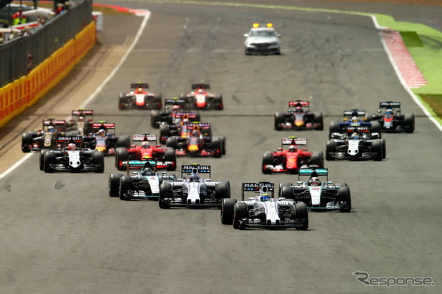 2016 F1's will be all 21 round