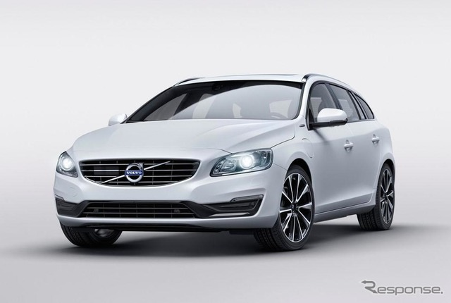 Volvo V60 D5 twin engine-Special Edition