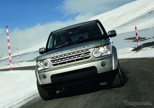 Land Rover LR4 (discovery) Japan name