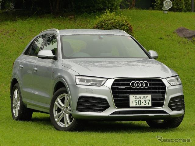 Audi Q3 2.0 TFSI quattro 180PS