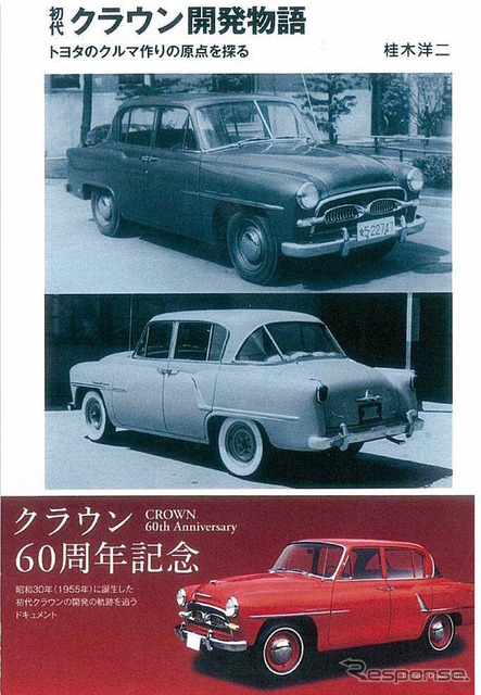 Exploring the origin of the story of early Crown development Toyota car-making