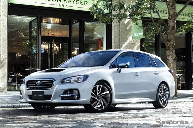 Subaru levogue 1.6 GT-S EyeSight