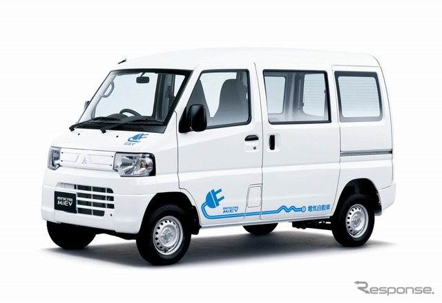 Mitsubishi Minicab MiEV Van
