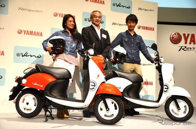 Yamaha E-Vino (evano)