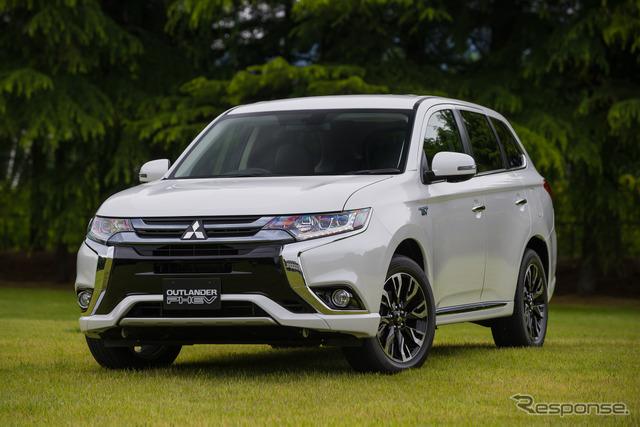 Mitsubishi New Outlander PHEV G Premium PKG