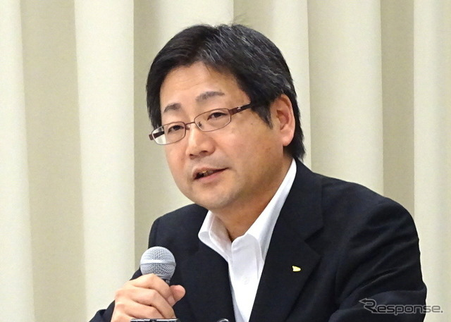 Daihatsu industrial bessho norihide Senior Executive Officer