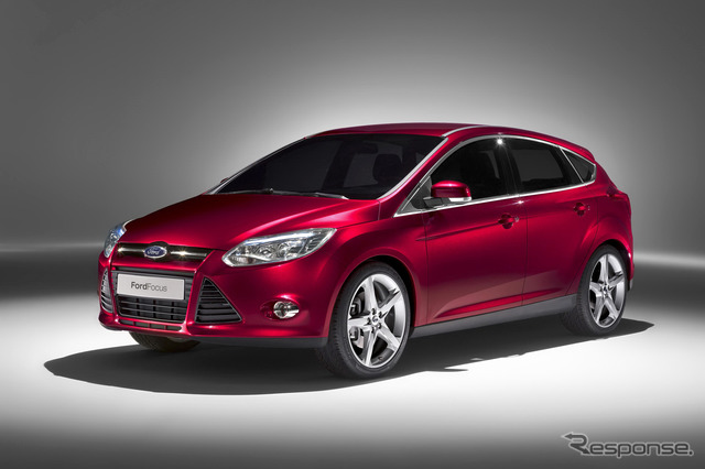 Ford focus (European version)