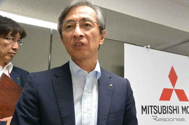 Executive Officer, Mitsubishi Motors Kuroi, Yoshihiro