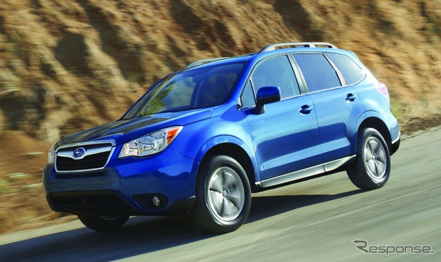 Subaru Forester (North American model)