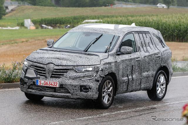 Renault new SUV scoop