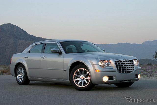 Chrysler 300 C (reference image)