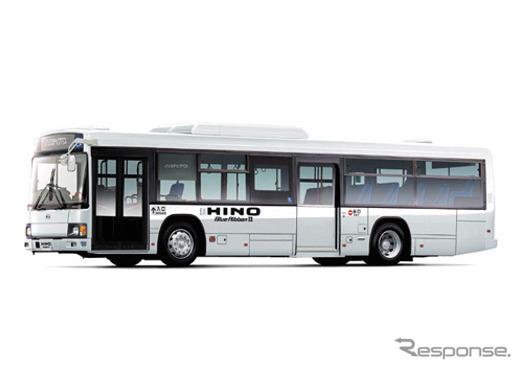 Hino Blue Ribbon II (reference image)