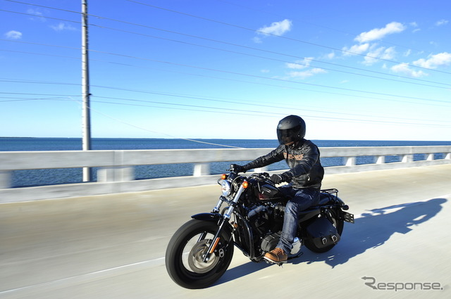 XL1200X Harley-Davidson forty-eight (for North American specifications and custom decorated Japan spec and vary)