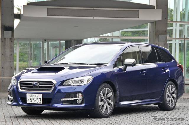 All-new Subaru Levorg