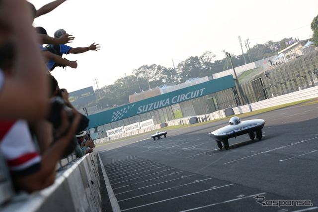 FIA ALTERNATIVE ENERGIES CUP solar car race Suzuka by 2015