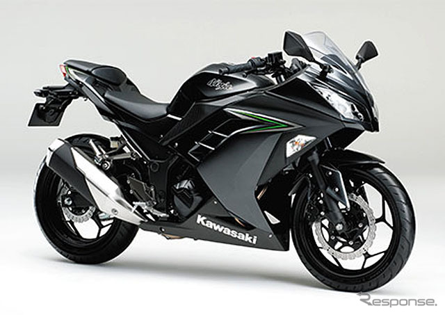 Special Edition Kawasaki Ninja 250 ABS