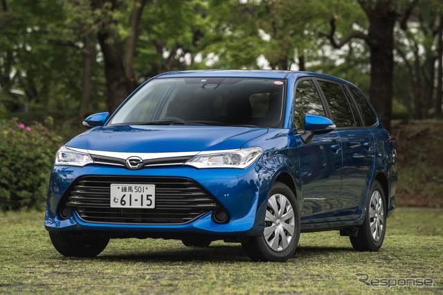 Toyota Corolla fielder 1.5 G
