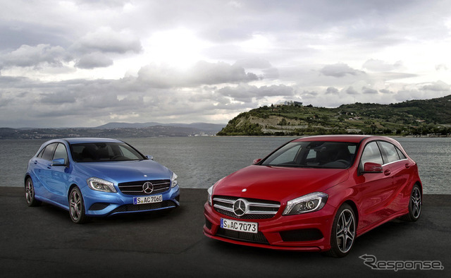 Baru Mercedes-Benz Kelas A