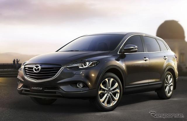 Model 2013 Mazda CX-9