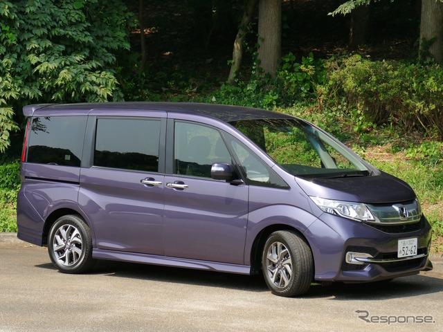 Honda step WGN Spada