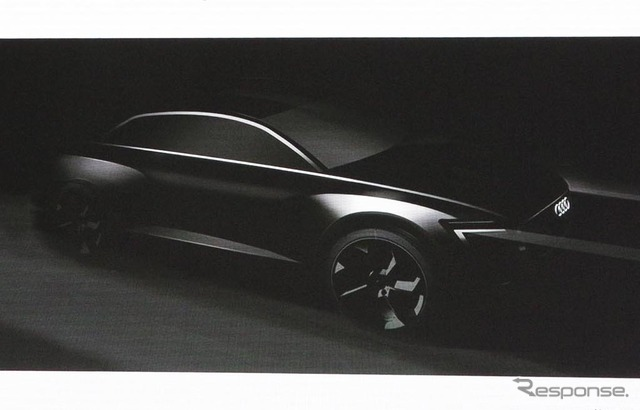 Launch in 2018 Audi SUV type of electric vehicle