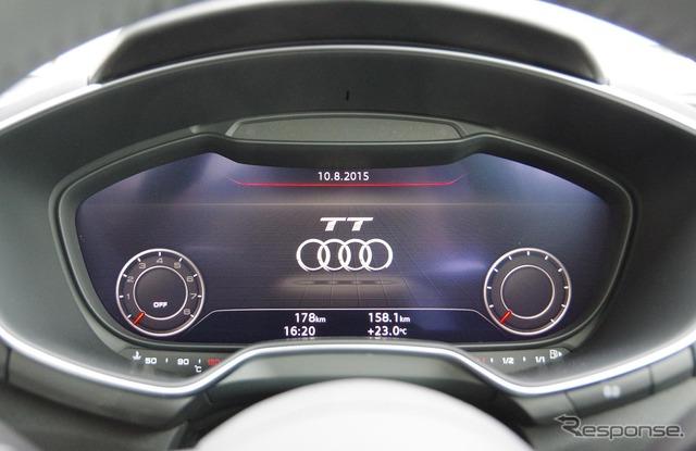 Audi TT Coupe new