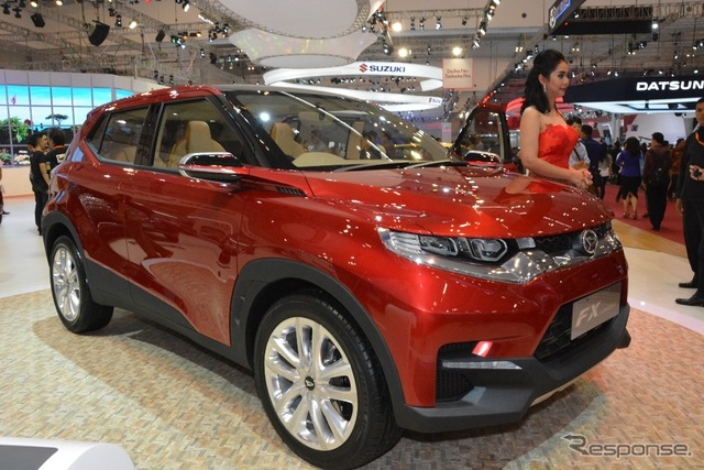 Daihatsu FX Concept (2015 Gaikindo Indonesia International Auto Show)