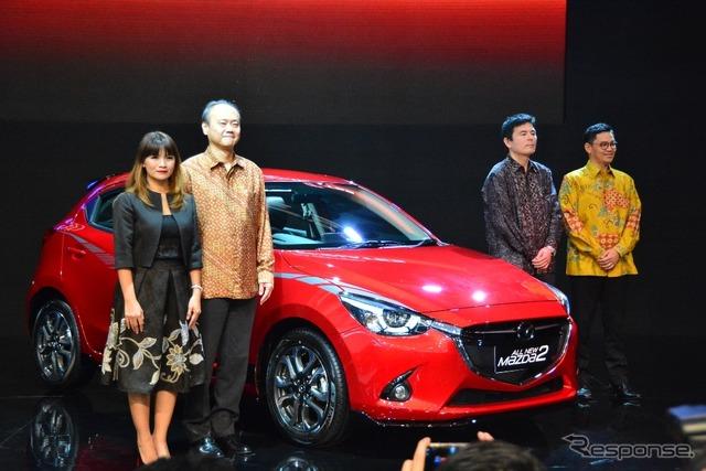 Mazda2 Limited Edition (2015 GAIKINDO Indonesia International Auto Show)