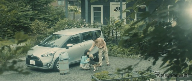 Smile Again, a Toyota Dog Circle web-only video