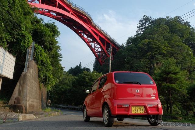 Suzuki Alto 370 km to ride, 30 km / l fuel economy challenge