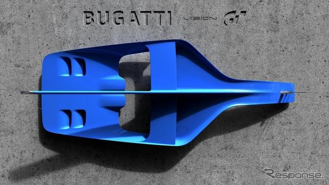 Bugatti vision Turismo notice image