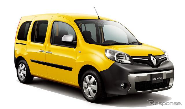 Renault Kangoo la post