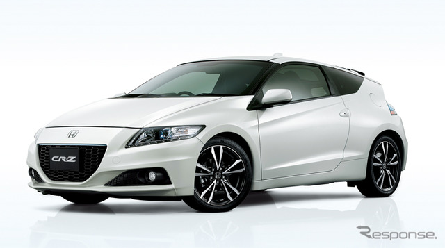 Current Honda CR-z (the reference image)