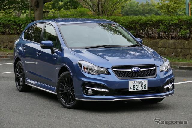 Subaru Impreza sport hybrid 2.0 i-S EyeSight