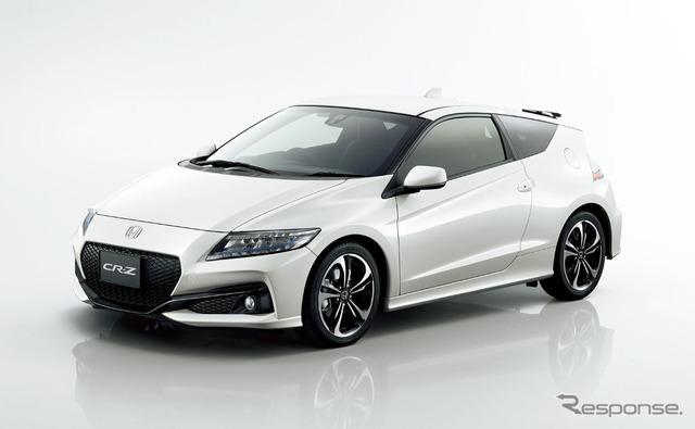 ใหม่ Honda CR-z